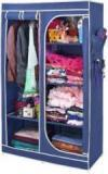 Arsh AW30 Blue High Capacity Upto 70Kgs Carbon Steel Collapsible Wardrobe