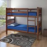 @home By Nilkamal Dom Solid Wood Bunk Bed