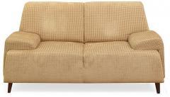 @Home Divano Two Seater Sofa in Beige Colour price in ...