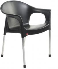 Moulded Furniture Stacking Chairs Cello Metallo Cafeteria Chair
