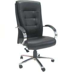 seating executive chairs chromecraft miami high back office chair