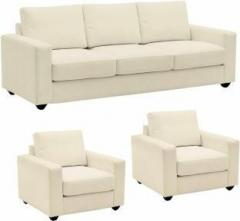Enjoyable Comfy Sofa Leatherette 3 1 1 White Sofa Set Price In Machost Co Dining Chair Design Ideas Machostcouk