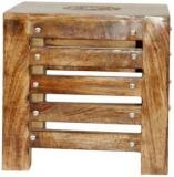 Craftonline Wooden Coffee Table Stool
