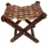 Craftonline Wooden Foldable Chair / Table / Living & Bedroom Stool