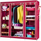 Crobat Stainless Carbon Steel Collapsible Wardrobe