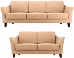 Fabhomedecor Austin Fabric 3 2 Camel Sofa SetOUT OF STOCK