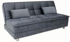 Fabhomedecor Gaiety Fabric Double Sofa BedOUT OF STOCK
