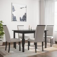 09f11548f5 Flipkart Perfect Homes Arranmore Solid Wood 4 Seater Dining Set ...