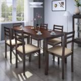 Terrific Flipkart Perfect Homes Atiu Metal 4 Seater Dining Set Home Interior And Landscaping Ologienasavecom