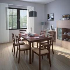 f3fe5437e1 Flipkart Perfect Homes Hayman Engineered Wood 6 Seater Dining Set ...