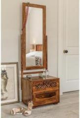 c36a8fb9c7e Flipkart Perfect Homes PureWood Mango Dressing Table price in India ...