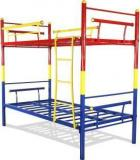 Furniturekraft Barcelona Metal Bunk Bed