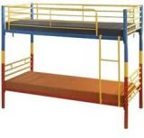 FurnitureKraft Bunk Bed In Multi Colour