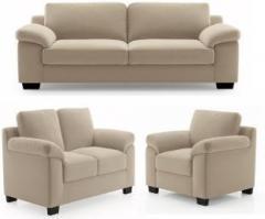 c59966ed1f Gioteak CAMBODIA Fabric 3 + 2 + 1 BEIGE Sofa Set price in India July ...