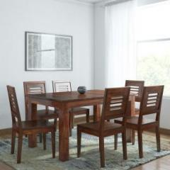 86b268dd2b Home Edge Karent Sheesham Solid Wood 6 Seater Dining Set price in ...