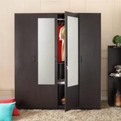 3378870f3 Home Full Engineered Wood 4 Door Wardrobe price in India June 2019 ...