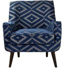 Hometown Aztec Fabric One Seater Sofa Price In India
