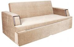 Hometown Indusfabric Sofa Bed In Brown Colour Price In