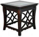 HomeTown Nina Solidwood Side Table