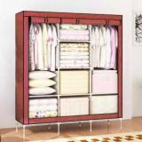 House Of Quirk PVC Collapsible Wardrobe