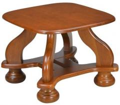 Nilkamal Winston Corner Table in Wenge Colour