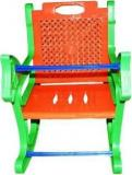 Ontiq Mundo Rocking Seating Chair For Kids Plastic Chair