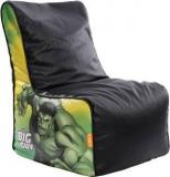 Orka XL The Big Guy Digital Printed Bean Bag Chair With Bean Filling