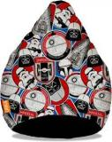 Orka XXXL Starwars Storm Trooper Digital Printed Bean Bag With Bean Filling