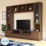Perfect Homes By Flipkart Webster Engineered Wood TV Entertainment Unit