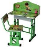 Pp Infinity STUDY TABLE & CHAIR FOR KIDS Metal Desk Chair