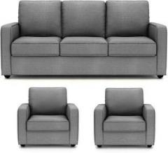 Remarkable Primrose Eclipse Fabric 3 1 1 Silver Grey Sofa Set Cjindustries Chair Design For Home Cjindustriesco