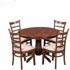 9773977b0332 Royaloak COCO Solid Wood 4 Seater Dining Set price in India July ...