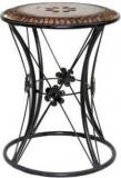 Vas Collection Home WAZV00132 Metal Side Table