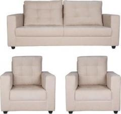 Incredible Westido Fabric 3 1 1 Beige Sofa Set Inzonedesignstudio Interior Chair Design Inzonedesignstudiocom