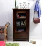 Woodsworth Colville Book Case In Provincial Teak Finish