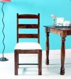 Woodsworth Dallas Dining Chair In Provincial Teak Finish