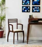Woodsworth Dvina Chair In Provincial Teak Finish