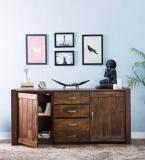 Woodsworth Edgewood Sideboard In Provincial Teak Finish