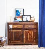Woodsworth Edmonds Sideboard In Provincial Teak Finish