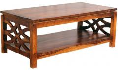 Woodsworth Guayaquil Large Coffee Table In Colonial Maple