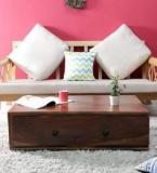 Woodsworth Hudson Coffee Table In Provincial Teak Finish