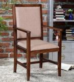 Woodsworth Morton Arm Chair In Provincial Teak Finish