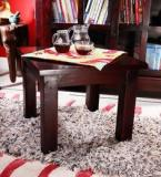 Woodsworth Morton Coffee Table In Passion Mahogany Finish
