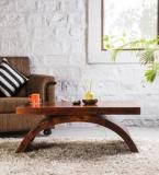 Woodsworth Omaha Coffee Table In Provincial Teak Finish