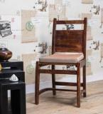 Woodsworth Renton Dining Chair In Provincial Teak Finish