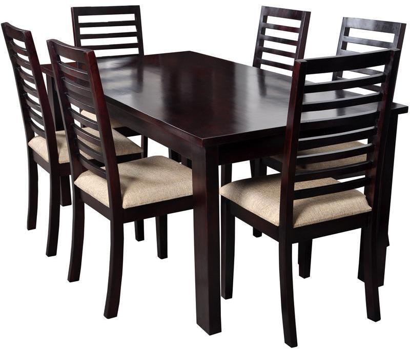 teak wood dining set in india gallery