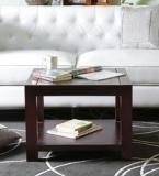 Woodsworth Toledo Coffee Table In Passion Mahogany Finish