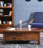 Woodsworth Volga Coffee Table In Provincial Teak Finish