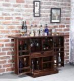 Woodsworth Wapato Bar Cabinet In Provincial Teak Finish