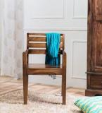 Woodsworth Winona Arm Chair In Provincial Teak Finish